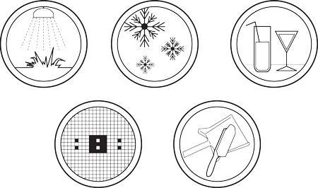 regon-symbolen